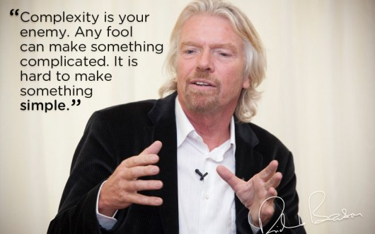 How Branson's Mind Works