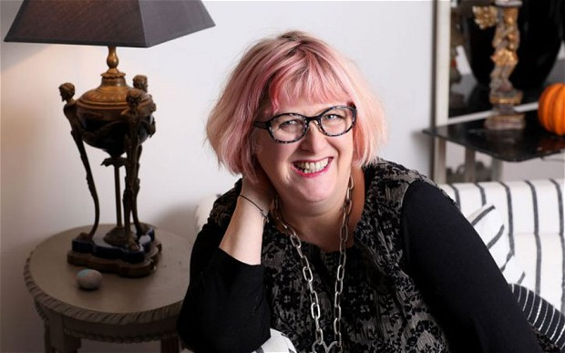 Dyslexic Author, Sally Gardner