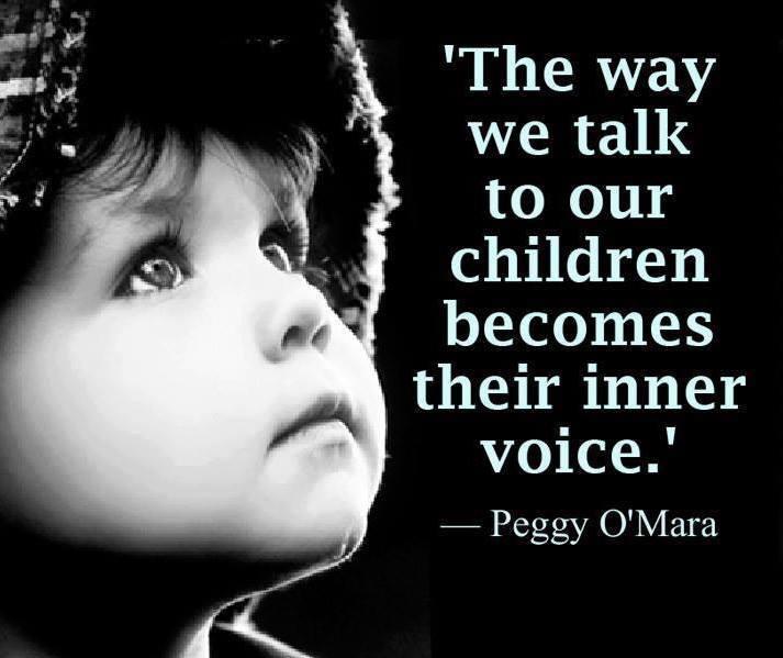 A Child's Inner Voice