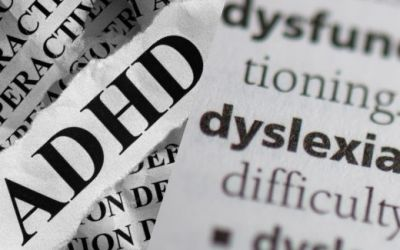 How are Dyslexia and ADHD/ ADD Different?